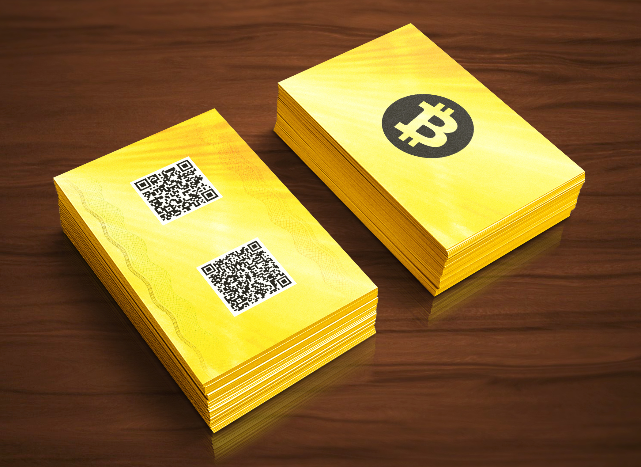Bitcoin Paperwallet
