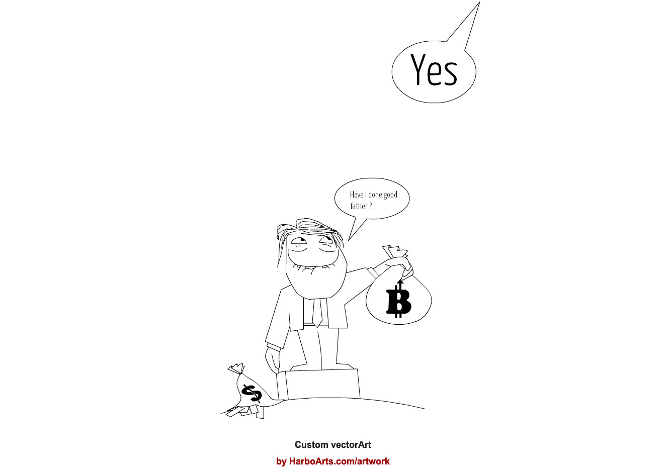 Desktop bitcoin have i done good father by harboarts